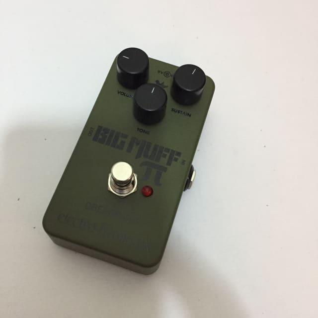 Electro-Harmonix Green Russian Big Muff Reissue image