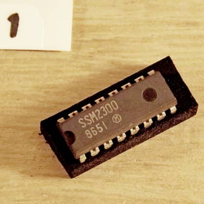 SSM2300 IC for Ensoniq ESQ-1/ Ensoniq SQ-80 / E-MU Emax