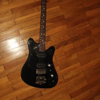 STELLA Rostov USSR Had made restored Vintage Electric Guitar Soviet 1979 year for sale