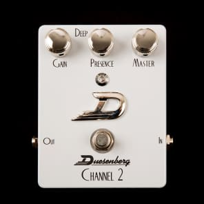 Duesenberg Channel 2 Overdrive / Distortion