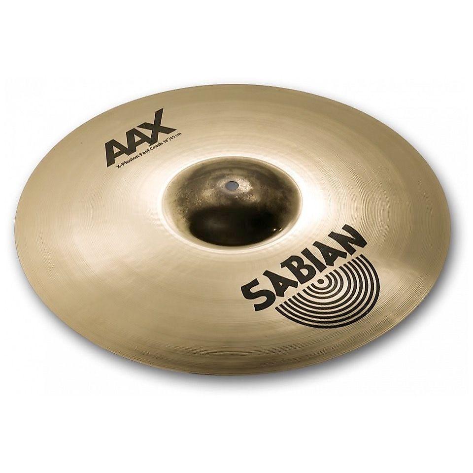 sabian 18 aax x plosion fast crash cymbal reverb. Black Bedroom Furniture Sets. Home Design Ideas