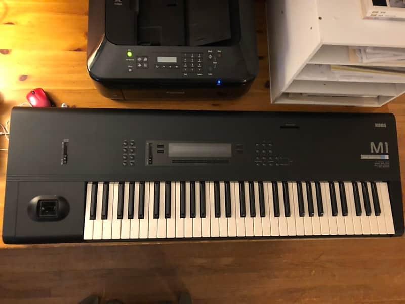 Korg M1 61-Key Synth Music Workstation | korgsnstuff