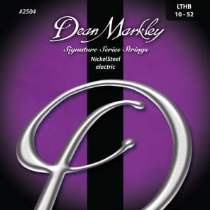 Dean Markley 2504 Nickel Steel Electric Guitar Strings - Light Top Heavy Bottom (10-52)