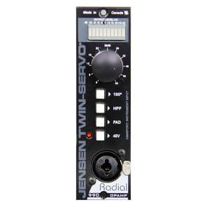 Radial Jensen Twin-Servo 500 Series Microphone Preamplifier Module