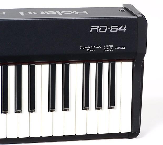 roland rd 64 digital piano 761294502112 reverb. Black Bedroom Furniture Sets. Home Design Ideas
