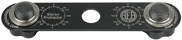 aea stereo protractor gearnuts reverb. Black Bedroom Furniture Sets. Home Design Ideas
