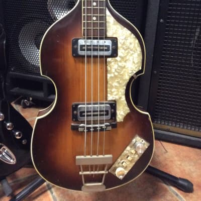 Hofner Violin Bass 1966-1967 for sale