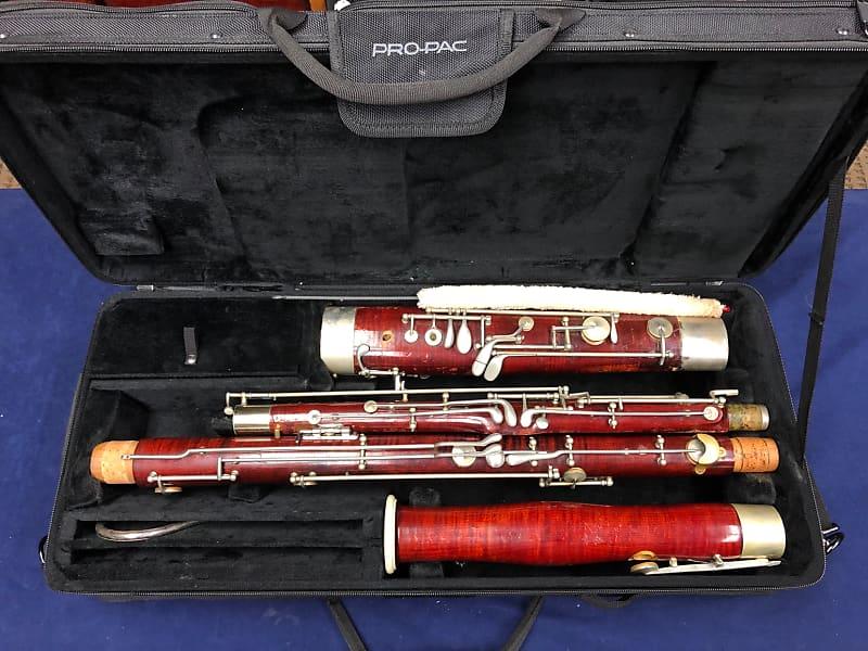 Kohlert Bassoon c - 1934 | Morey's Music Store Inc