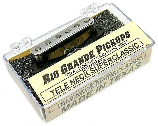 rio grande vintage tallboy super classic neck pickup for reverb. Black Bedroom Furniture Sets. Home Design Ideas