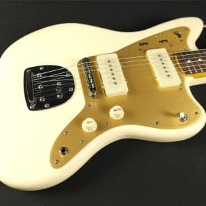 Squier Squier J Mascis Jazzmaster - Rosewood Fingerboard - Vintage White (427) for sale