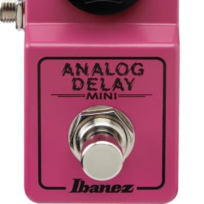 Ibanez ADMINI Mini Analog Delay Pedal for sale