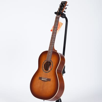 Norman B18 Folk Acoustic Guitar - Tobacco Burst for sale