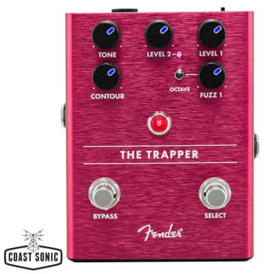 Fender The Trapper Dual Fuzz 2019