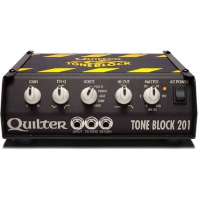 Quilter TB201 Compact Guitar Amplifier Head (200 Watts) for sale