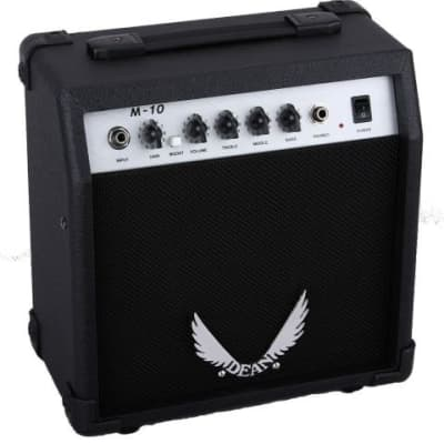 Dean M-10 Practice Amp Mid-2000s Black for sale