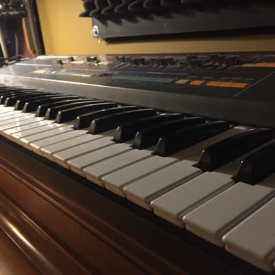 Roland Juno-106 61-Key Programmable Polyphonic Synthesizer - all original