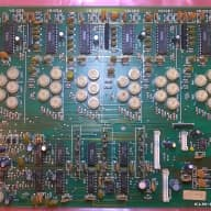 Korg DW 6000  / KLM-655 Voice Board (Tested and Working)