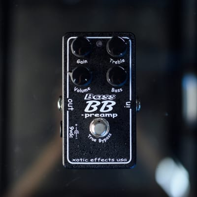 XOTIC BASS BB PREAMP for sale
