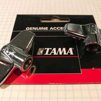 Tama Drums Hardware Parts cymbal stand tilter post 2-pack 8mm wing nut TN8P
