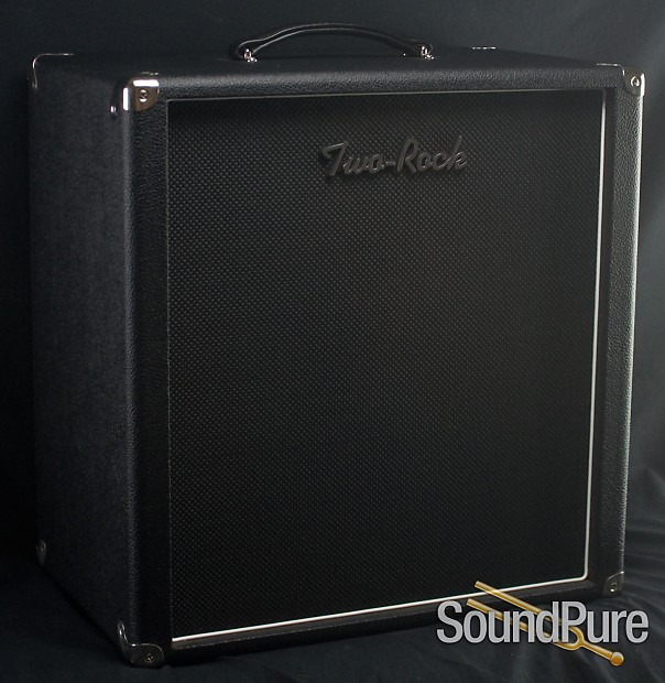 Two Rock Signature 1x12 Oval Back 8 Ohm Cabinet - Used | Reverb