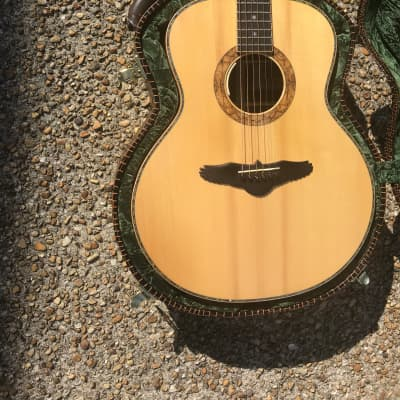 Moonstone  J90 Eagle 2013 Adirondack Red Spruce/East Indian Rosewood for sale