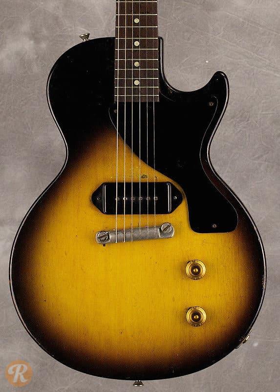Gibson Les Paul Junior 1958 Sunburst Price Guide Reverb