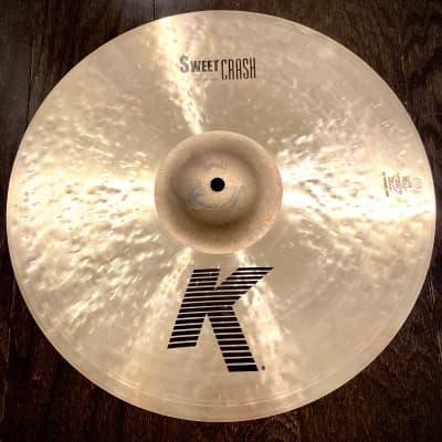 "Zildjian 16"" K Series Sweet Crash Cymbal (NEW Open Box Item)"