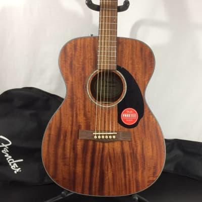 Fender 0970150422 CC-60S Concert Pack V2 All-Mahogany Acoustic Guitar Package - Customer Return for sale