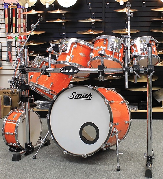Smith Custom Drums Limited Edition 7 Piece With Gibraltar