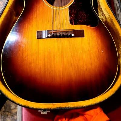 Gibson LG-1 1956 Sunburst