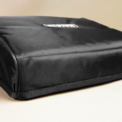 Custom padded cover for Hammond Creamware B4000 Module