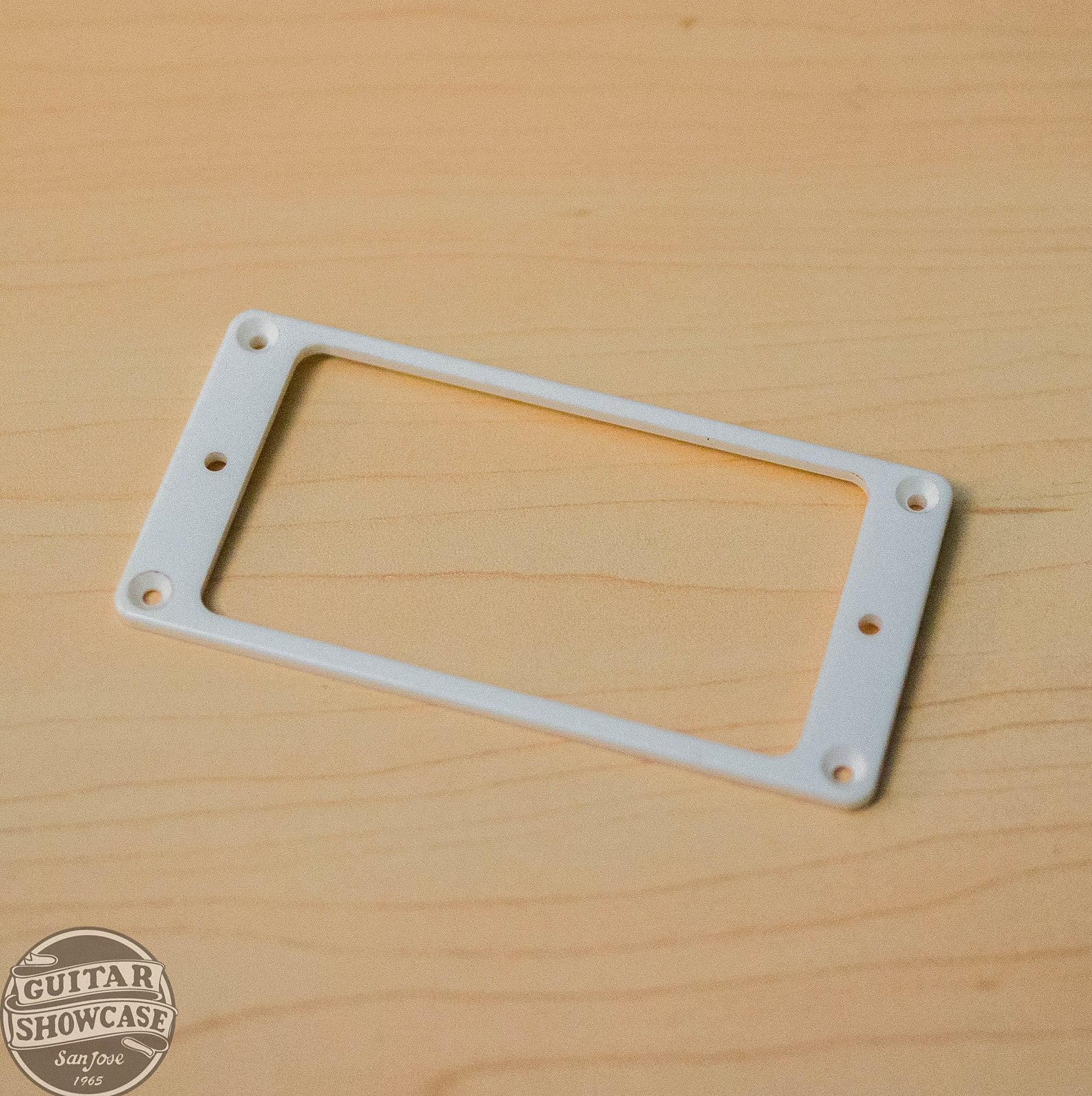 NOS Gibson M-69 MR492 5 Early 1970s White Neck Pickup Ring