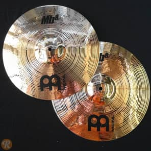 "Meinl 14"" Mb8 Heavy Hi-Hat (Pair)"