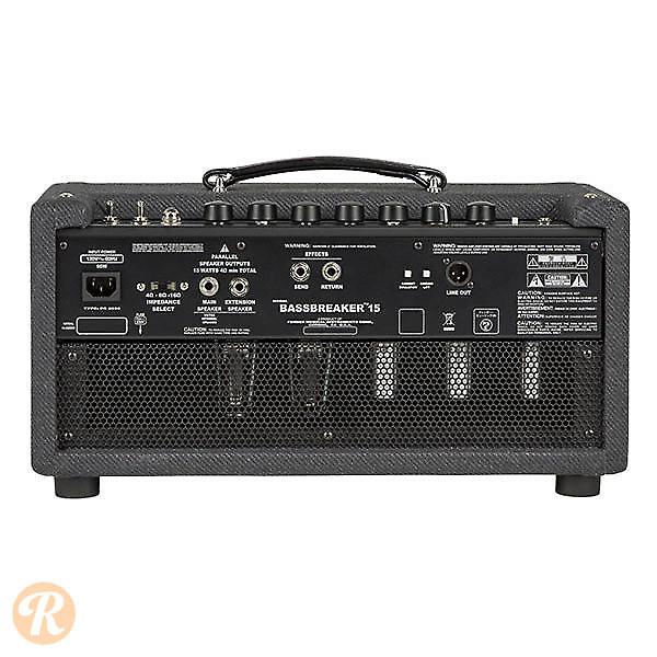 fender bassbreaker 15 15 watt guitar amp head reverb. Black Bedroom Furniture Sets. Home Design Ideas
