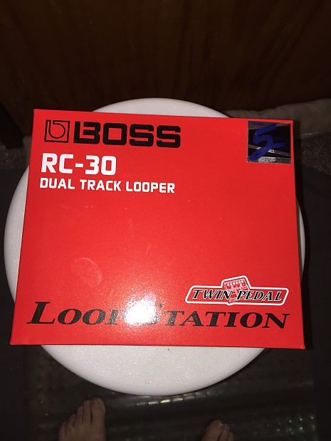 boss rc 20xl loop station manual