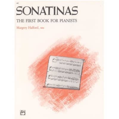 Sonatinas: The First Book for Pianists