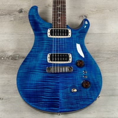 PRS Paul Reed Smith Paul's Guitar, Faded Blue Jean Wrap, Honduran Rosewood Fretboard for sale