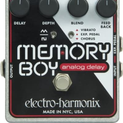 NOS Electroharmonix Memory Boy Analog Delay EHMB