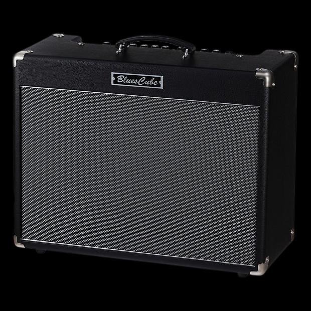 roland blues cube artist guitar amplifier black reverb. Black Bedroom Furniture Sets. Home Design Ideas