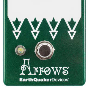 New Earthquaker Devices Arrows V2 Pre-Amp Booster Guitar Effects Pedal!