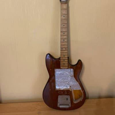 Futurama Electric Guitar USSR Russian Soviet Vintage for sale