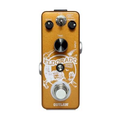 Outlaw Eldorado 3-Mode Echo Delay Guitar Pedal