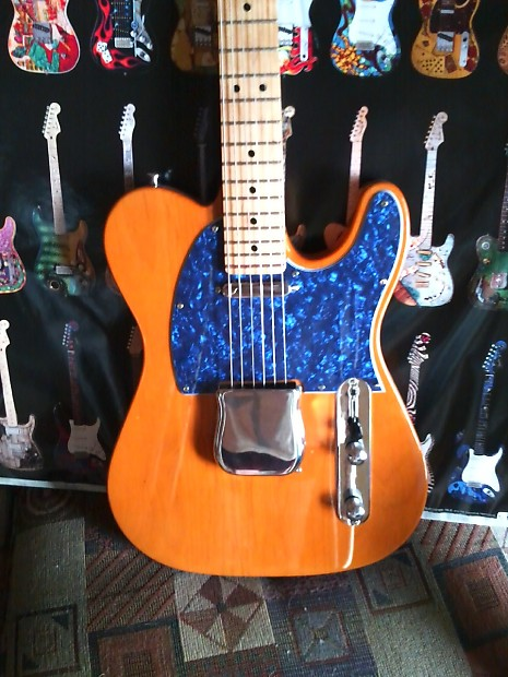 Village Auto Body >> tele build- fender neck | Reverb