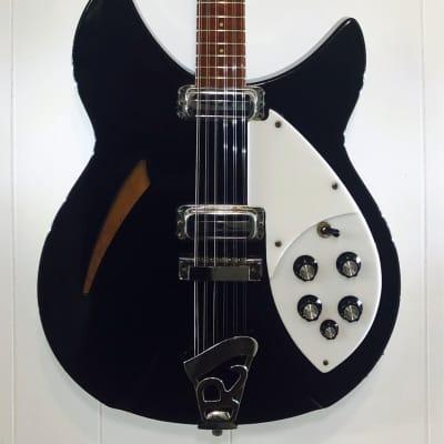 1966 Rickenbacker 330/12 JETGLO - Super Rare! for sale