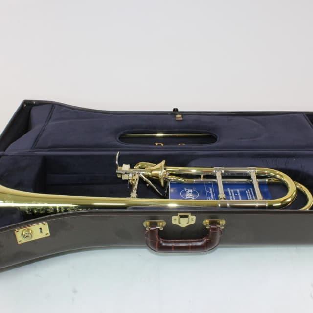 Bach Stradivarius Artisan A47I Professional Trombone with Infinity Valve GORGEOUS image