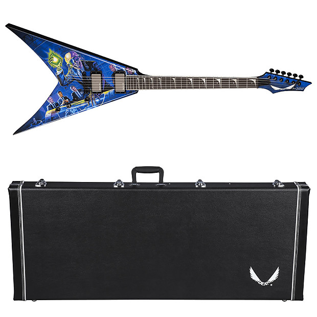 dean dave mustaine vmnt rust in peace rip electric guitar new reverb. Black Bedroom Furniture Sets. Home Design Ideas