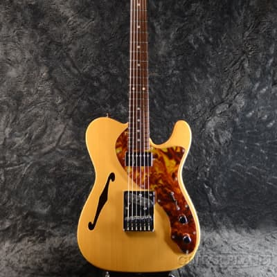 FREEDOM CUSTOM GUITAR RESEARCH Order Style Brown Pepper 2020 Vintage Yellow Natural for sale