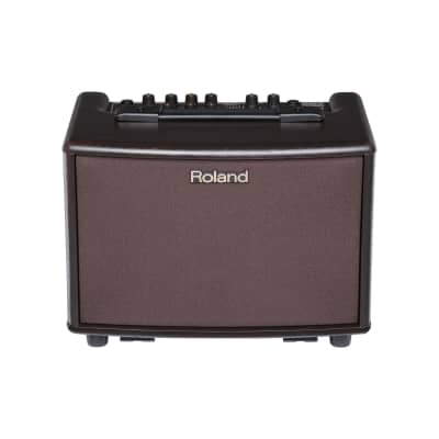 NEW Roland AC-33 Portable Acoustic Amp - Rosewood (729)