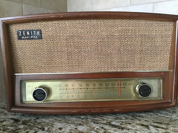 Radios in the 1960s