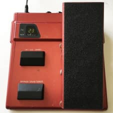 DigiTech XP100 converted to XP300 Specs by JetpackMods Red